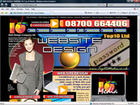 Top 10 Web Design