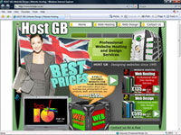 Top 10 Web Site Hosting